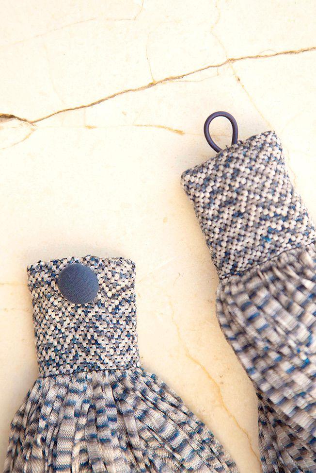accessories necklace silk jasp blue grey 03