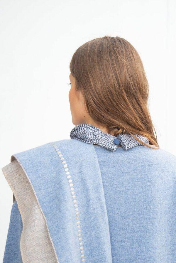 accesorios collar de seda jasp azul gris 04