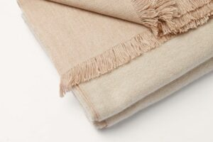 blanket cashmere beige natural 02