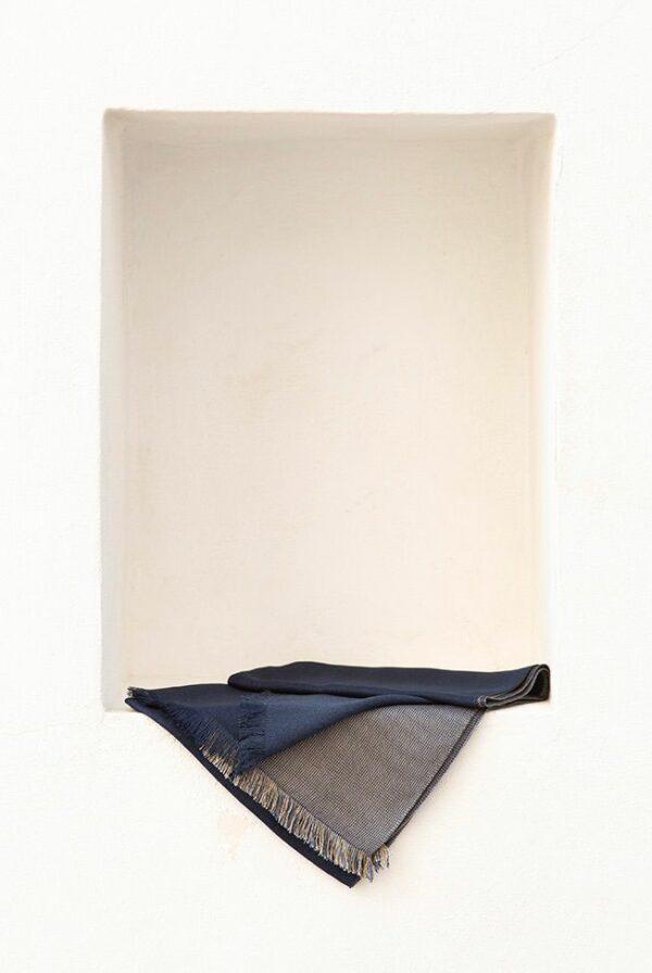 foulard denim blue blue 4 04