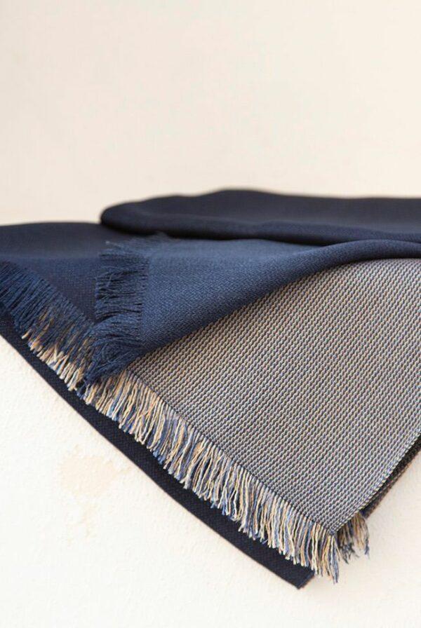 foulard denim blue blue 4 05