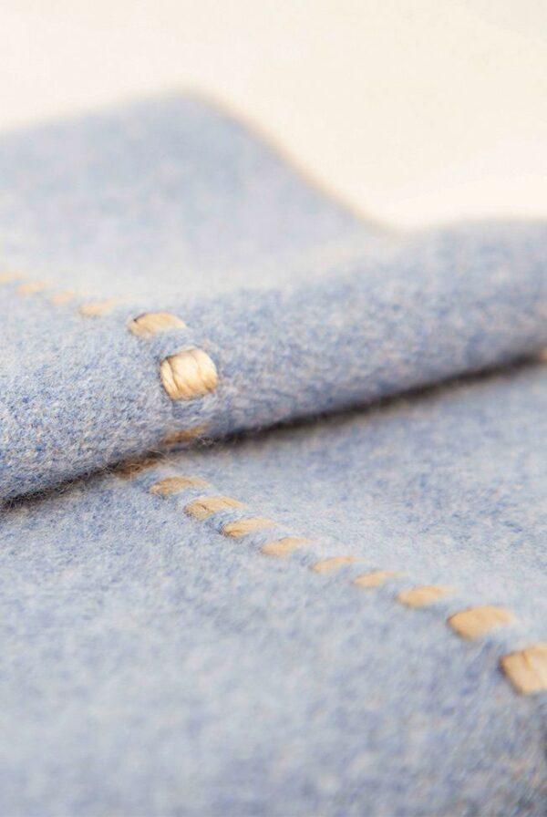 foulard jeans azul beige relieves 03