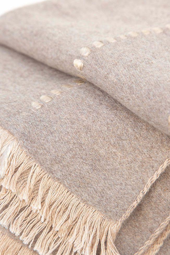 foulard taupe beige reliefs 03