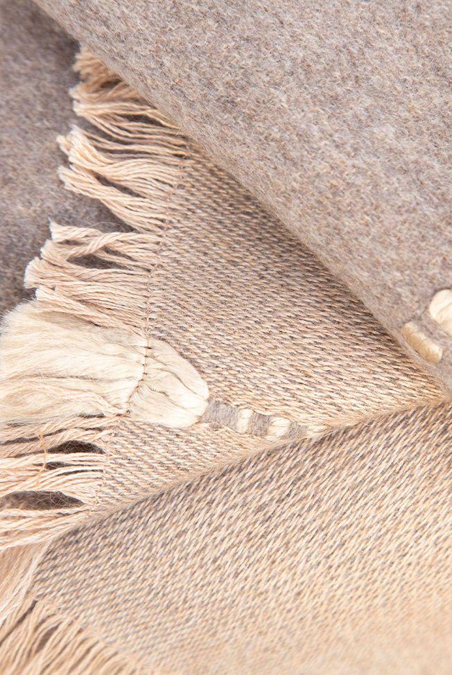 foulard taupe beige reliefs 04
