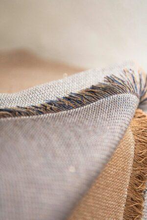shawl fine beige camel 4c sequins 02