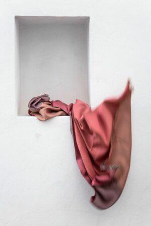 shawl fine coral camel 4 seasons 01